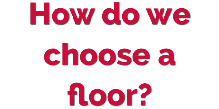 How to choose your new floor and what to consider…