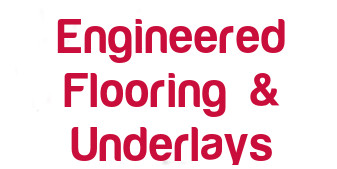 Engineered Flooring and Underlay