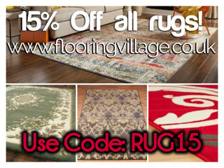 Choosing a Rug to Complement Tuscan Engineered Flooring