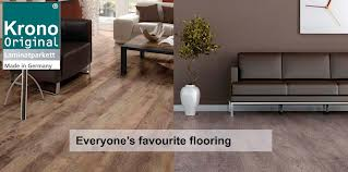 Krono Laminate Flooring for Different Rooms