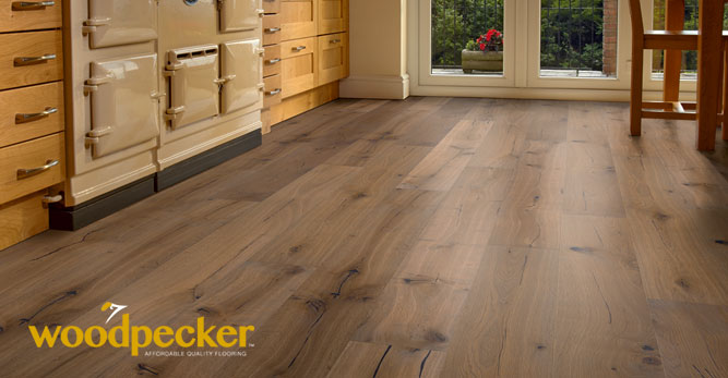 Bring the Outdoors in with Woodpecker Laminate Flooring