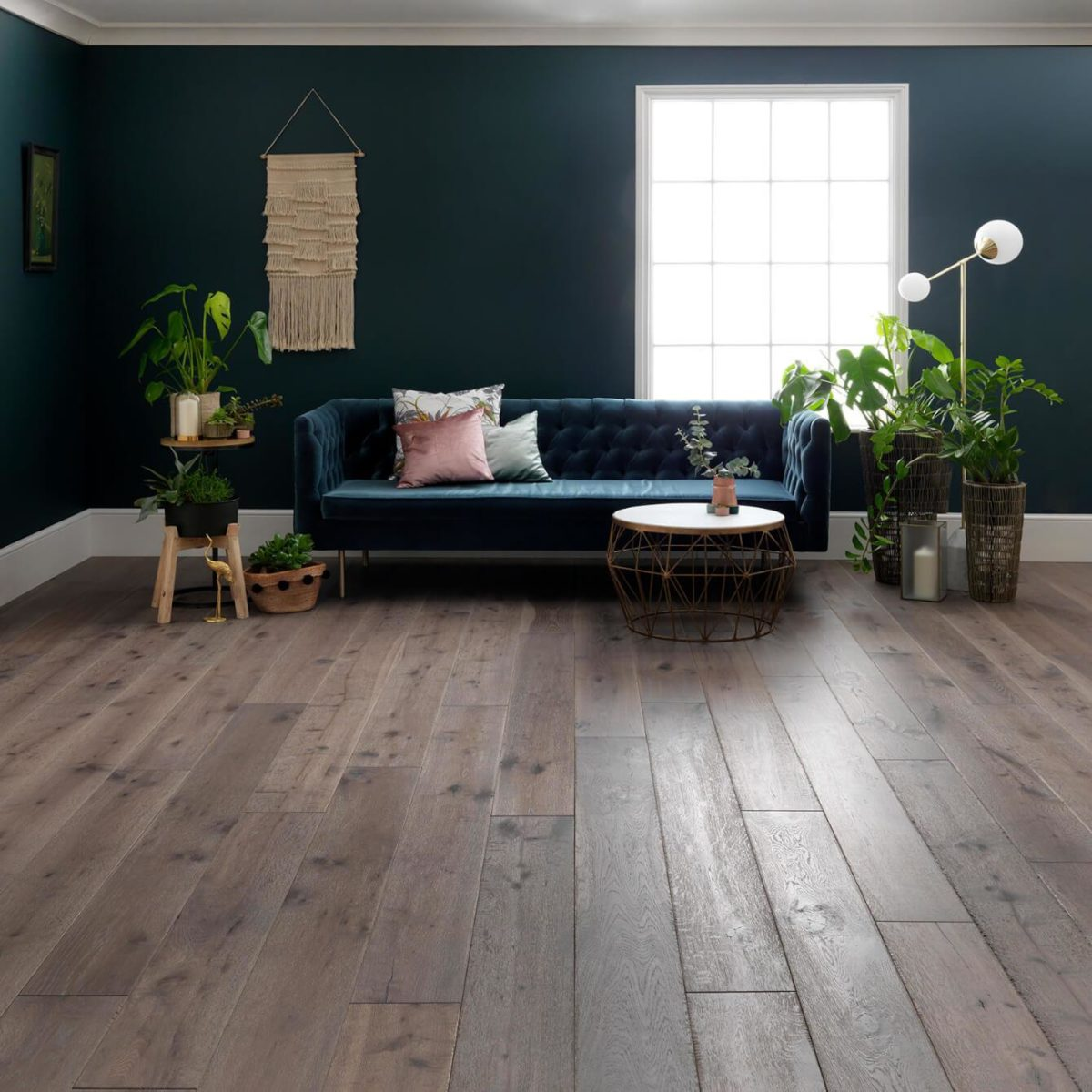 Give your home the look it deserves with Woodpecker flooring