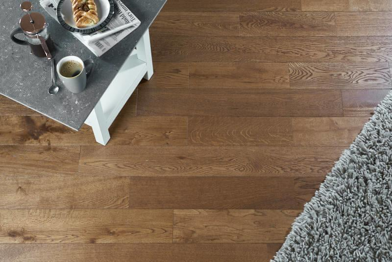 Traditional Narrow Wood Flooring